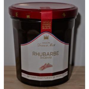 Confiture de Rhubarbe