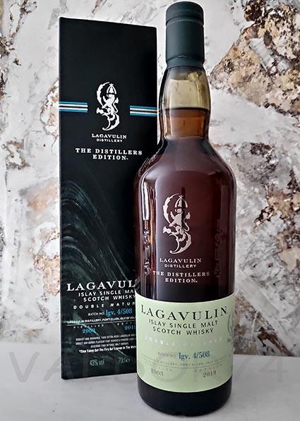 Whisky Lagavulin Distiillers Edition