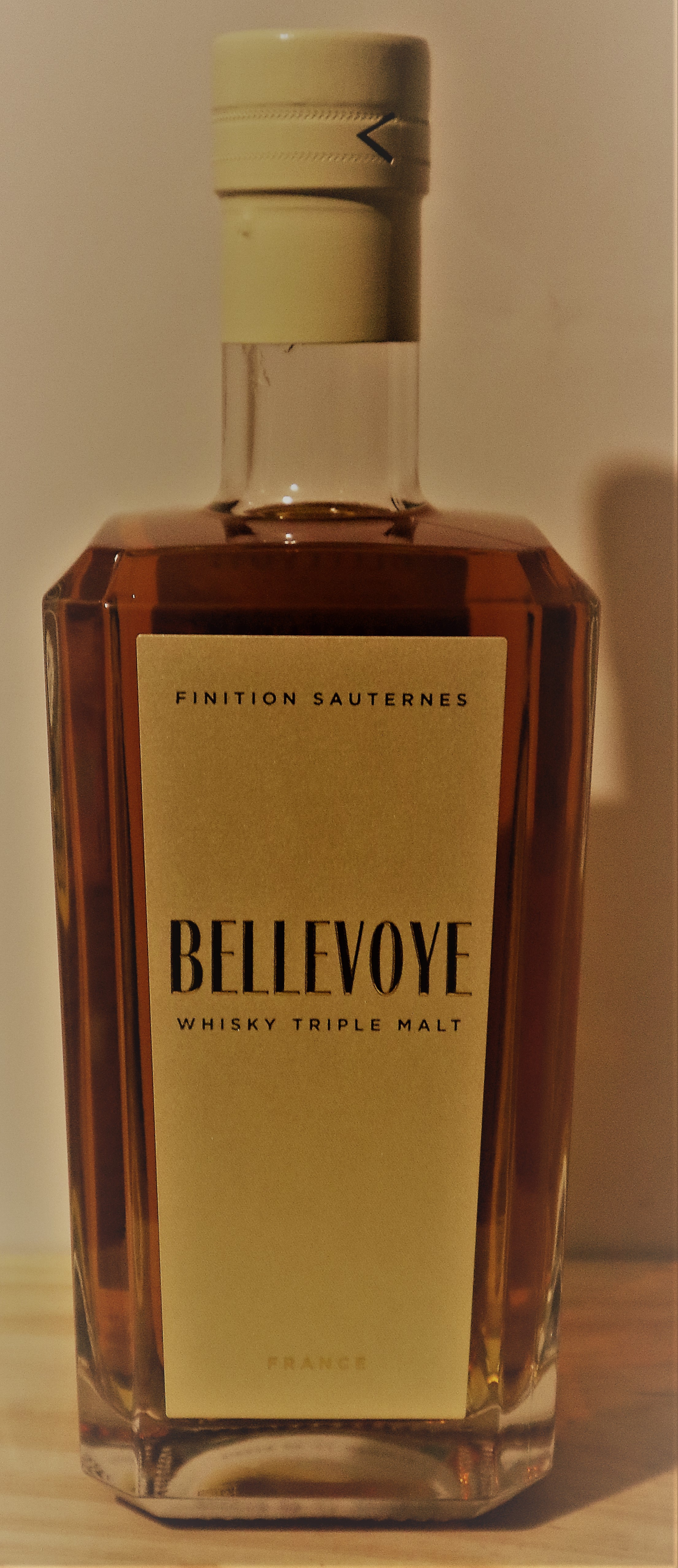 Whisky Bellevoye Blanc